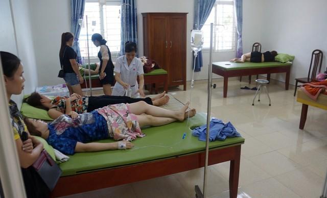 Các bệnh nhân cơ bản đã ổn định sức khỏe