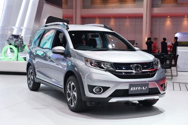 Honda BR-V cũng sắp về Việt Nam.