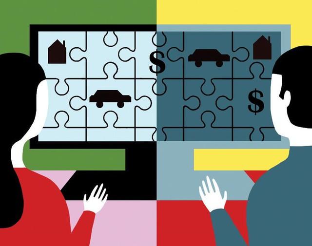 Với một số bạn nữ, việc trả tiền trong mỗi bữa ăn không hoàn toàn là trách nhiệm của người đàn ông. Ảnh: Morgan Gaynin.