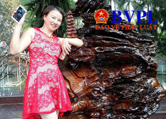 Bà Trần Thị Hiền được cho là một người sống ảo nhưng thực tế lại rất khác!