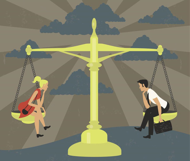 Chia tiền trong mỗi cuộc hẹn thì đối phương sẽ tôn trọng mình hơn. Ảnh: CIO.