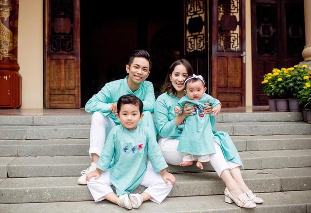 Tổ ấm của Khánh Thi - Phan Hiển khiến nhiều người ngưỡng mộ.