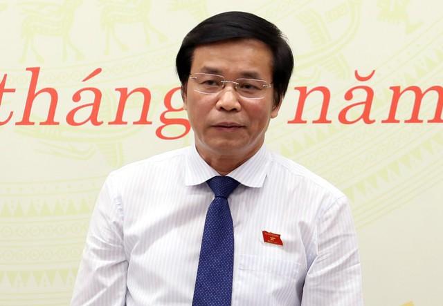 Tổng Thư ký Quốc hội Nguyễn Hạnh Phúc đã trao đổi với báo chí về các nội dung chất vấn và trả lời chất vấn tại kỳ họp này.