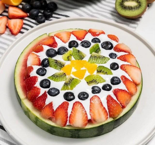 Chúc các bạn thành công với cách làm pizza trái cây này nhé!