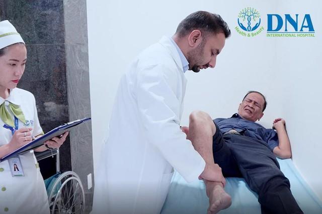 Những biến chứng của thoái hóa cột sống khiến bệnh nhân đau đớn, rối loạn vận động và cảm giác.