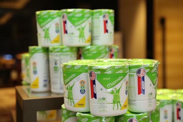 Maxvida là sữa bổ sung dinh dưỡng cân bằng với hệ dưỡng chất tiên tiến Certi-5