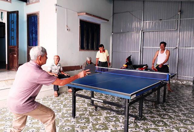 Chăm sóc sức khỏe cho người cao tuổi tại thị xã Phổ Yên - Ảnh 1.