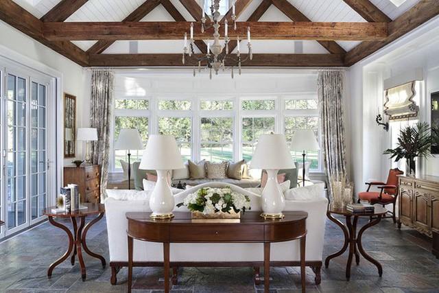 Nếu không đủ thời gian cho những chuyến đi xa vào dịp cuối tuần thì một không gian nghỉ ngơi riêng tại nhà là một ý tương tuyệt vời dành cho bạn.