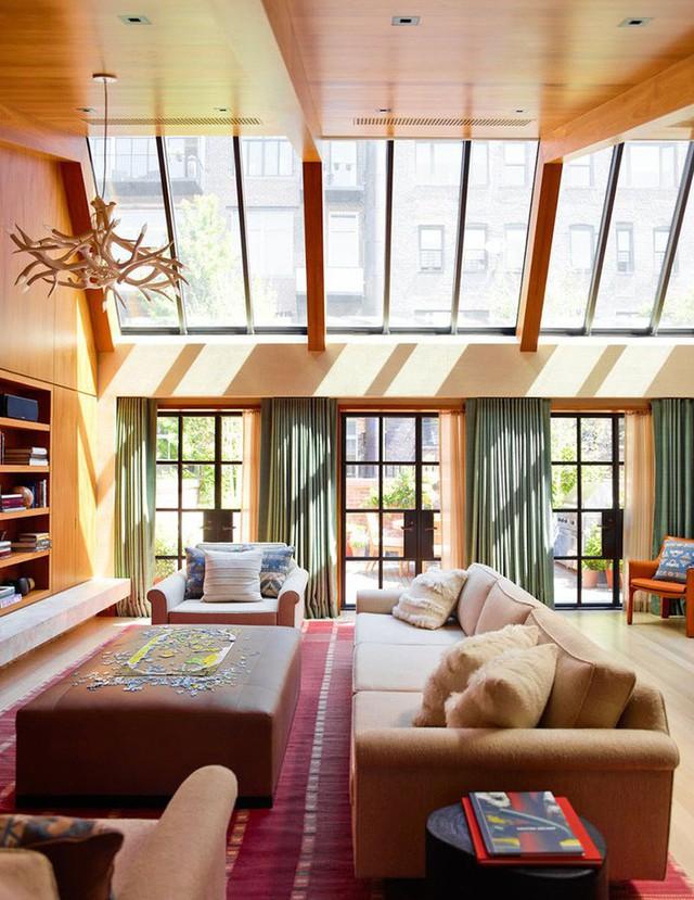 Những không gian nghỉ ngơi, thư giãn riêng biệt cũng vì đó mà được thiết kế riêng trong không gian sống của nhiều gia đình.