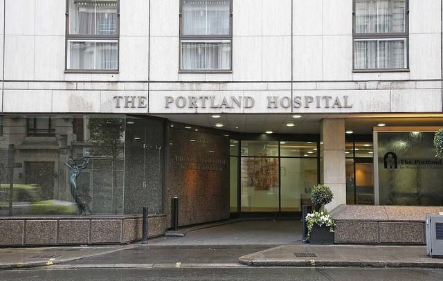 Đây được xem là bệnh viện, nơi Meghan Markle hạ sinh con.