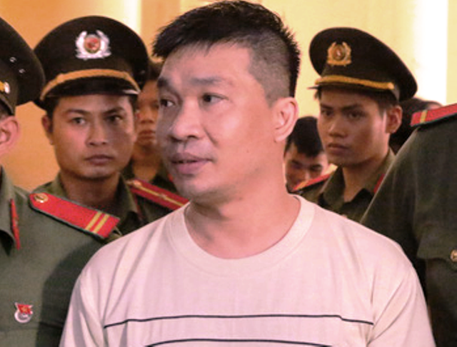Ông trùm Văn Kính Dương (Hoàng béo, 39 tuổi, quê Hà Nội)