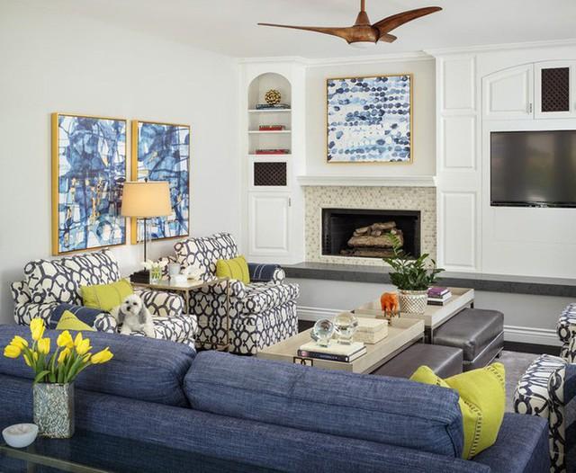 Phòng khách luôn được xem là không gian quan trọng bậc nhất và tiêu tốn nhiều tâm tư của các gia đình nhất.