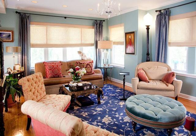 Không chỉ đơn thuần là nơi tiếp khách và nghỉ ngơi của gia đình, thông qua phong cách thiết kế phòng khách người ta còn thấy được con mắt thẩm mỹ của chủ nhân.