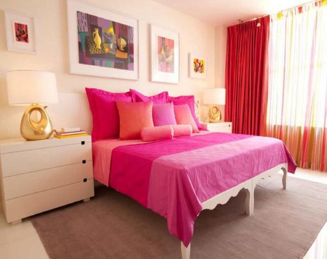 Gầm giường trống không dễ bị hao tài, tốn của.