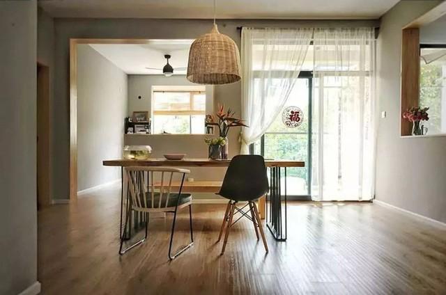 Không gian đẹp mắt nhờ cách decor đơn giản.