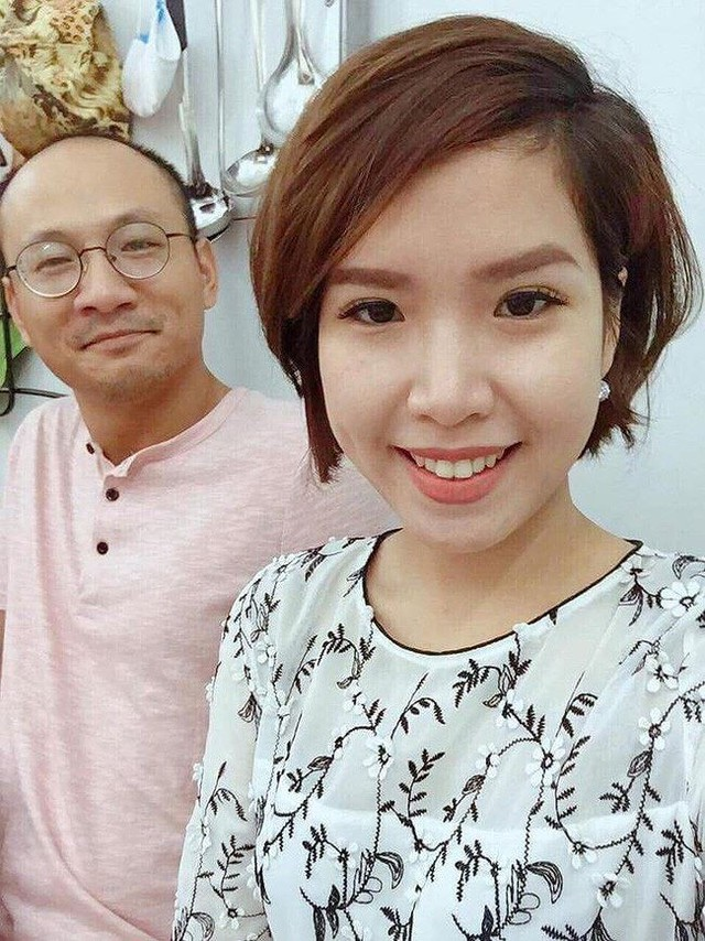 Theo tìm hiểu, vợ của MC Ai là triệu phú tên là Mỹ Linh.