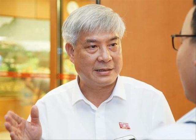 Phó Bí thư Tỉnh ủy Sơn La Nguyễn Đắc Quỳnh.