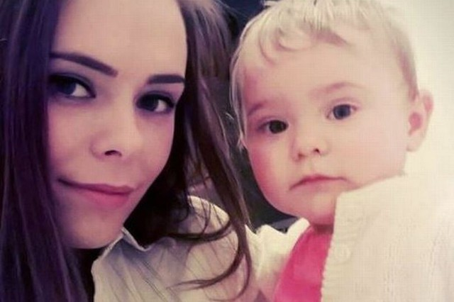 Beth McMaid và con gái bị một người đàn ông truy đuổi