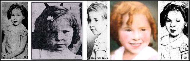 Những hình ảnh về cô bé Marjorie.