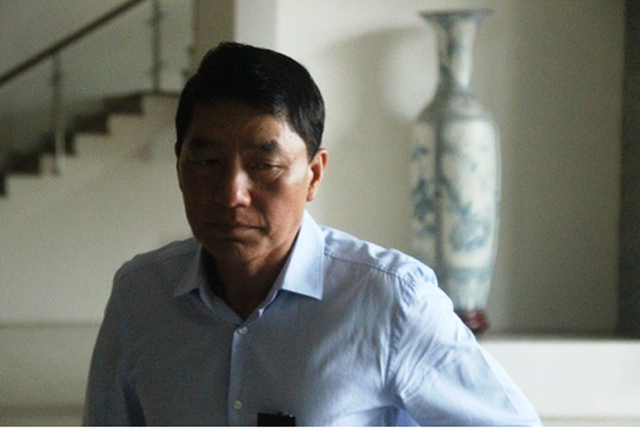 Cựu Thứ trưởng Bộ Công an Trần Việt Tân. Ảnh: NH