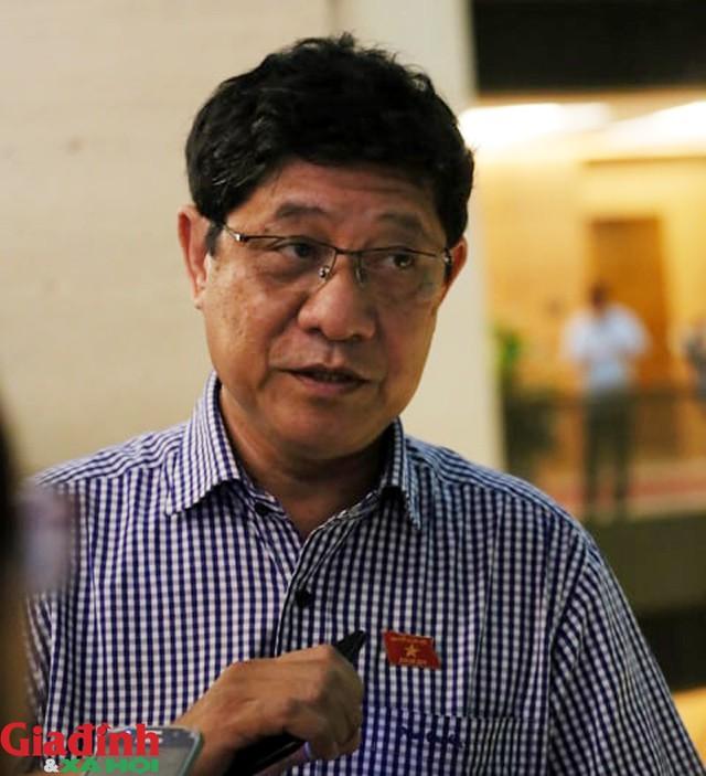 Theo đại biểu Huy Thái, nếu như Khá Bảnh trở thành hiệp sĩ công nghệ thông tin thì rất hay.
