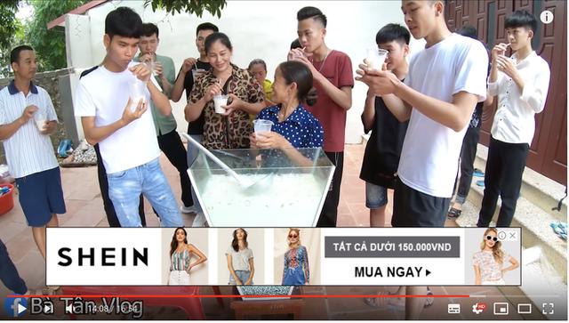 Kênh Bà Tân Vlog chính thức được mở kiếm tiền.