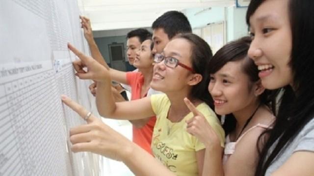 Hà Nội sẽ công bố điểm chuẩn vào ngày 14/6. (Ảnh minh họa)
