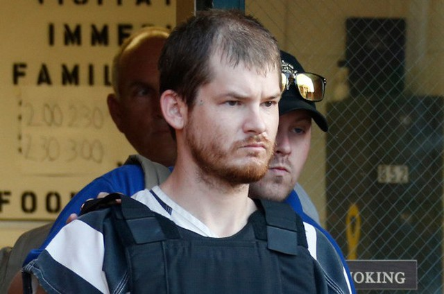 Timothy Jones Jr. tại phiên tòa hôm 13/6. Ảnh: AP.