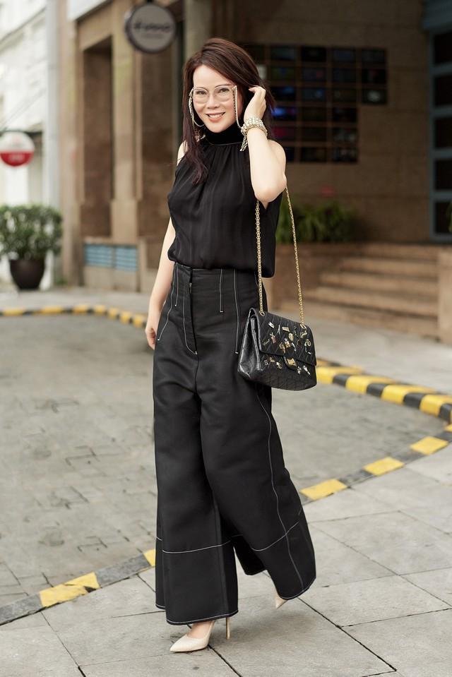 Với nguyên tắc cơ bản này, Trần Hiền luôn tự tin mình hấp dẫn được người khác nhìn vào, đồng thời thể hiện được tính cách bản thân thông qua cách lựa chọn thời trang: mạnh mẽ mà vẫn nữ tính, sang trọng nhưng vẫn trẻ trung…