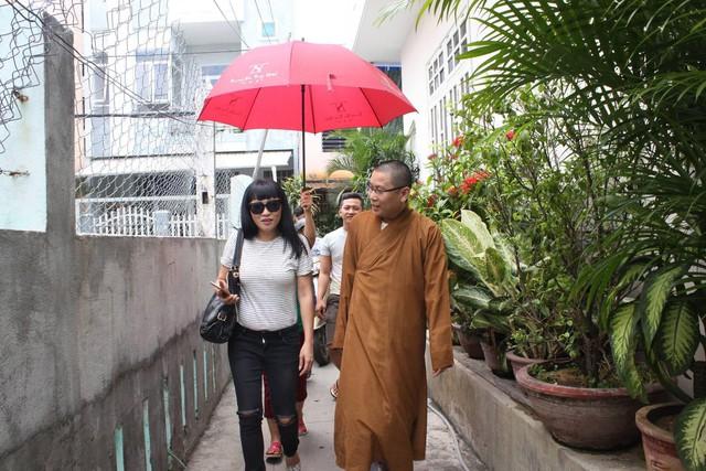 Bài hát với ca sĩ Phương Thanh được sư thầy Thích Đồng Hoàng cho là mối lương duyên