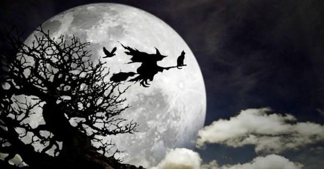 Thời xưa chỉ có phù thủy cưỡi chổi bay được, thì máy bay thời nay sẽ là cái gì đó rất hoang đường so với thời đó. Ảnh minh họa