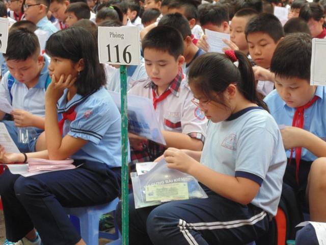 Hà Nội tiếp tục tuyển sinh lớp 6 hệ song bằng THCS và chứng chỉ IGCSE - Ảnh 1.