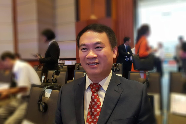 PGS.TS Phạm Mạnh Hùng