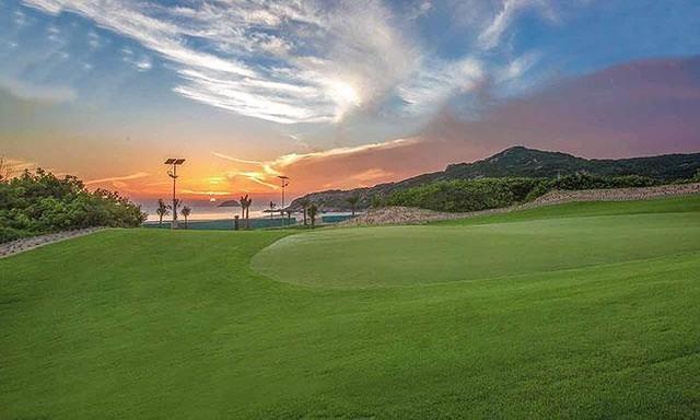 Một góc sân golf Long Thành . Ảnh minh họa.