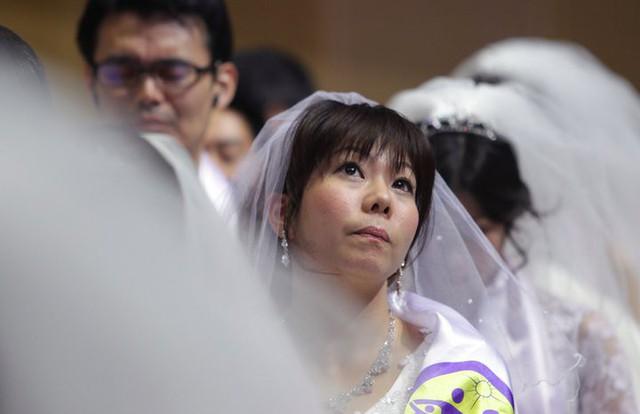 Các cuộc hôn nhân giữa người Hàn Quốc với cô dâu nước ngoài thường không bền lâu.