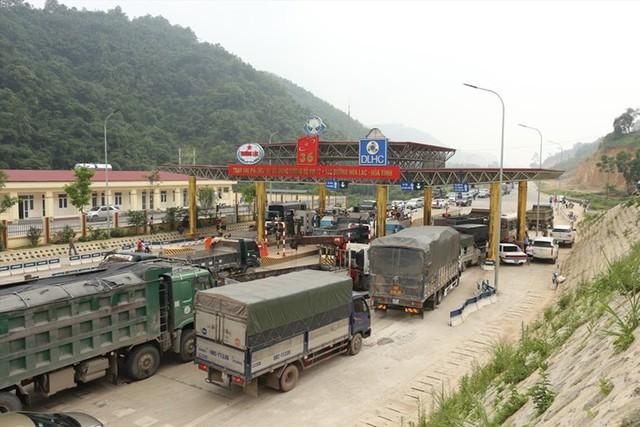BOT Hoà Lạc - Hoà Bình: Đang mất tiền tỷ vì 1km đường