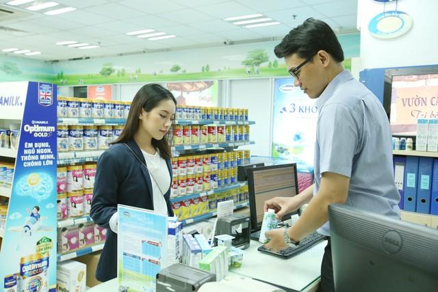 Vinamilk tiếp tục là thương hiệu được chọn mua nhiều nhất ở cả thành thị và nông thôn - Ảnh 1.