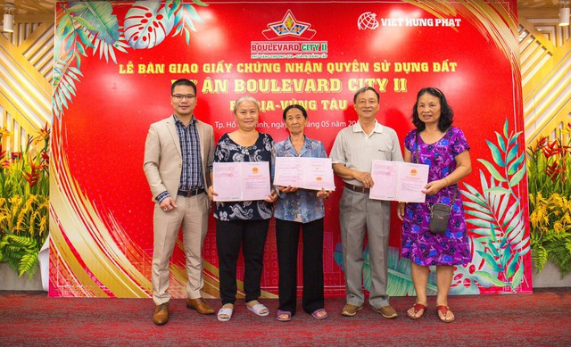 Việt Hưng Phát luôn cam kết các sản phẩm có đầy đủ tính pháp lý