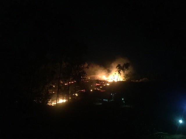 Nắng nóng gay gắt, Hà Tĩnh liên tiếp xảy ra cháy rừng - Ảnh 3.