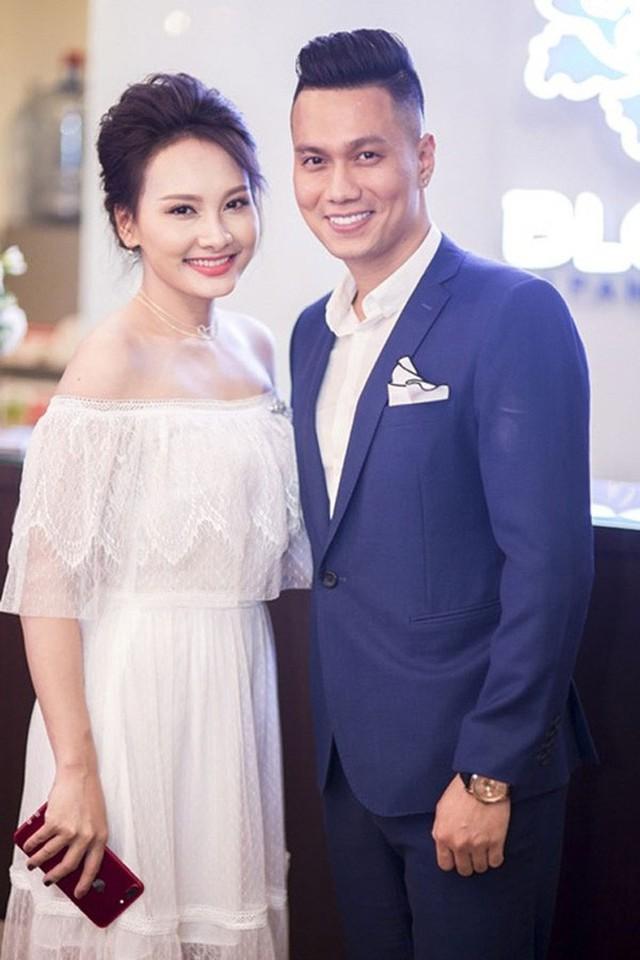 Việt Anh và Bảo Thanh đóng chung với nhau trong bộ phim Sống chung với mẹ chồng.