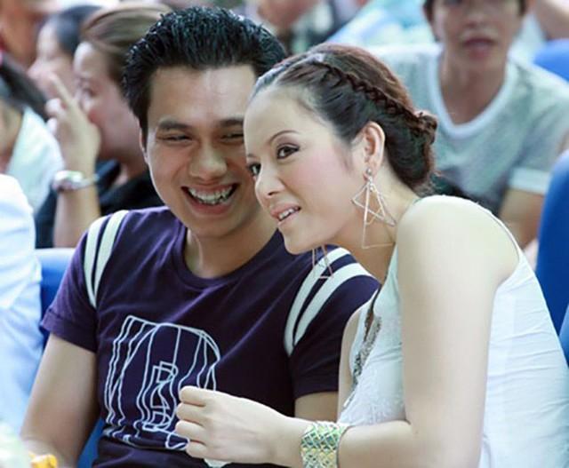 Lý Nhã Kỳ và Việt Anh vướng nghi vấn phim giả tình thật khi cùng đóng chung trong phim Gió nghịch mùa.