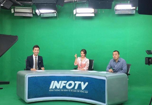 Công việc chính của Nguyễn Trà My hiện là MC của một số kênh truyền hình.