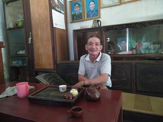Ông Nguyễn Đức Văn, chồng bà Nê.