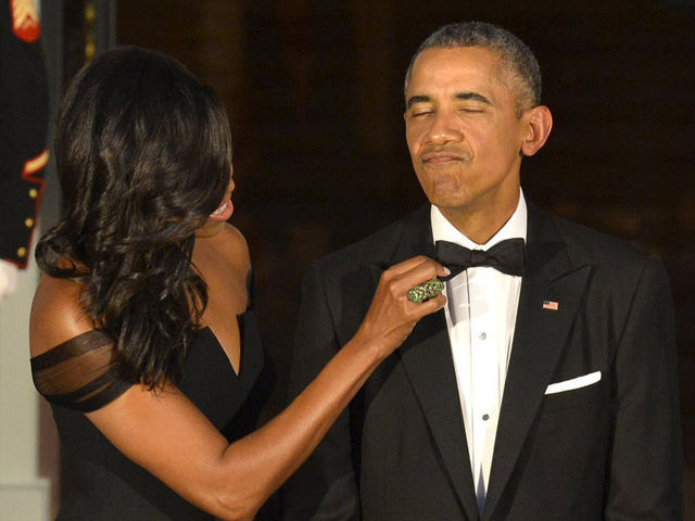 Quần áo không nằm trong danh sách những thứ được trợ cấp và ưu đãi dành cho gia đình tổng thống Mỹ.