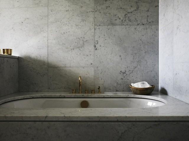 Các đường nét tinh tế kết hợp với chất liệu sang trọng đem tới cảm giác ấm áp và gần gũi.