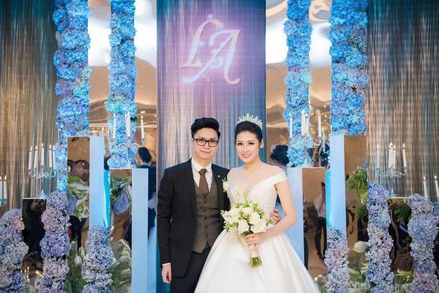 Cả hai kết hôn vào tháng 7/2018.