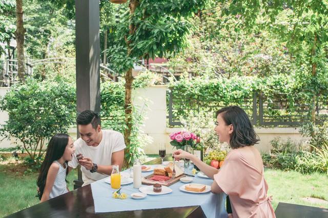 Với cư dân Gamuda Gardens, nhà là nơi nghỉ dưỡng.
