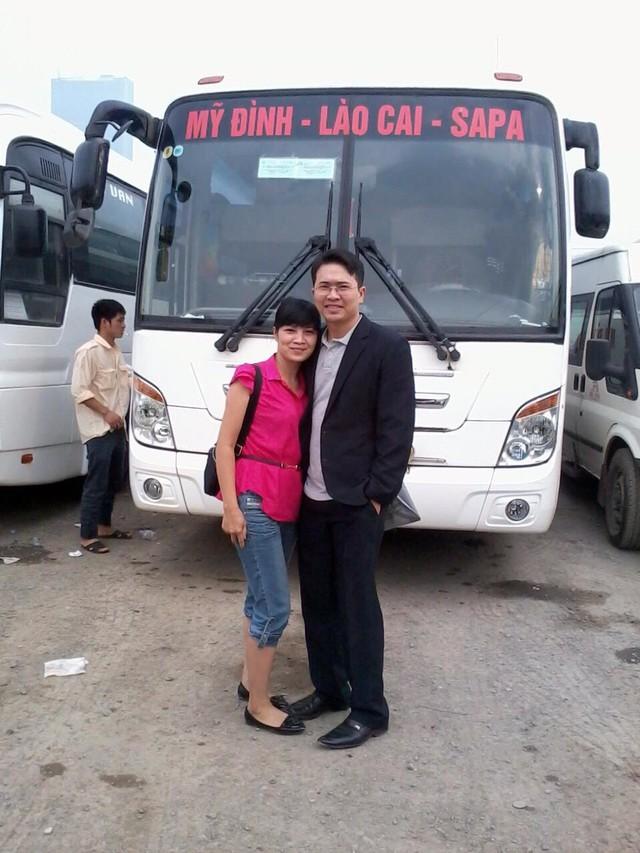 Vợ chồng anh Thái thuở mới lấy nhau, cuộc sống còn chật vật