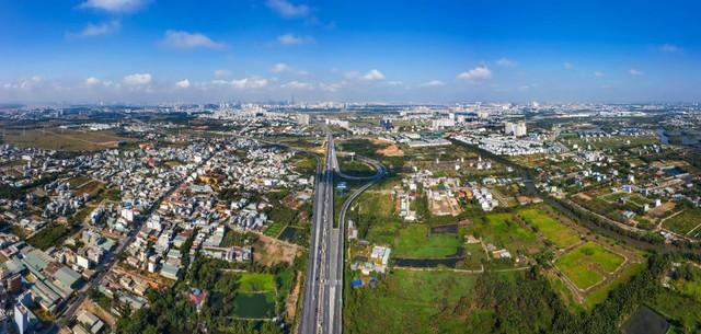 """""""Cung đường vàng"""" cao tốc TP.HCM - Long Thành - Dầu Giây kết nối nhanh chóng TP.HCM đến Hồ Tràm"""