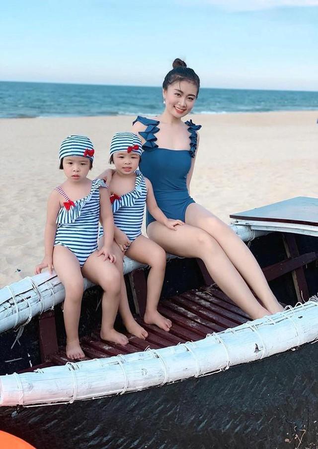 Hà Phương đã lập gia đình từ lâu và hiện đang làm mẹ của một cặp sinh đôi vô cùng đáng yêu.